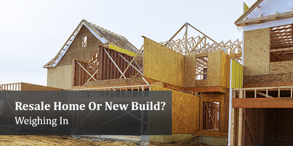 Resale Home Or New Build