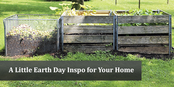 A Little Earth Day Inspo for Your Home