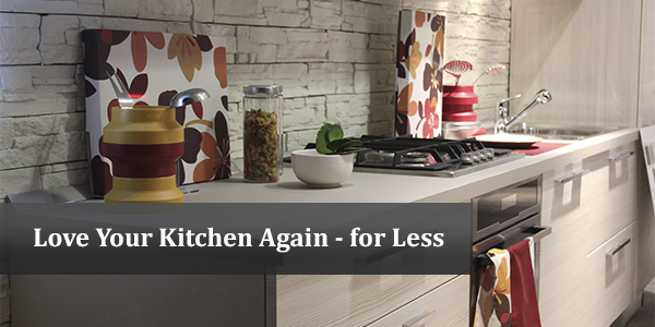 Love Your Kitchen Again - for Less
