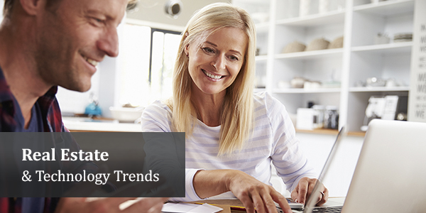 real estate and technology trends