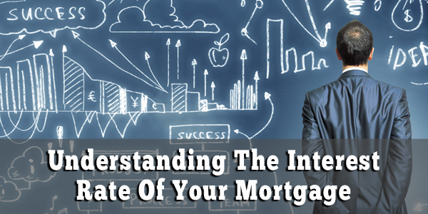 WEBIMAGES: understanding the interest rate of your mortgage in real estate